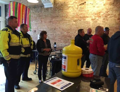 Norwalk firefighters, CLI raise $750 for Operation Warm on Cinco de Mayo
